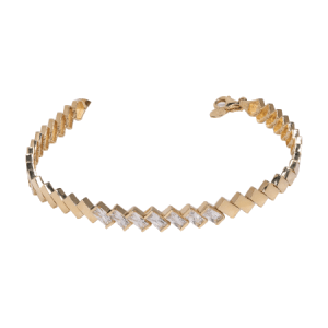 14K Yellow Gold Bracelet - ID: A870