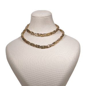 14k Yellow Gold Necklace - ID A1236