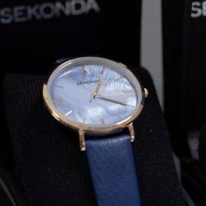 Sekonda Ladies Blue Watch - ID: SA254