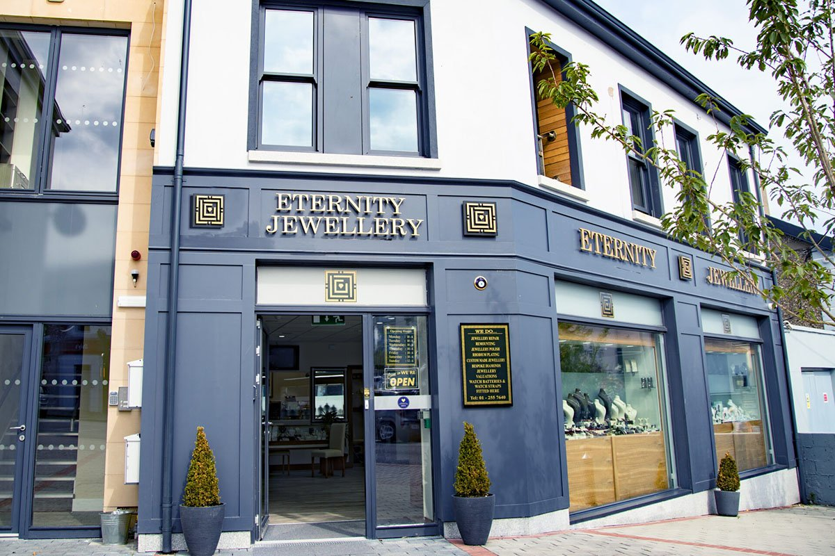 Eternity Jewellery store in Greystones, Co. Wicklow